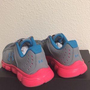 Niñas Menores De Armadura 12k Tamaño De Los Zapatos TlAVFtW0ho